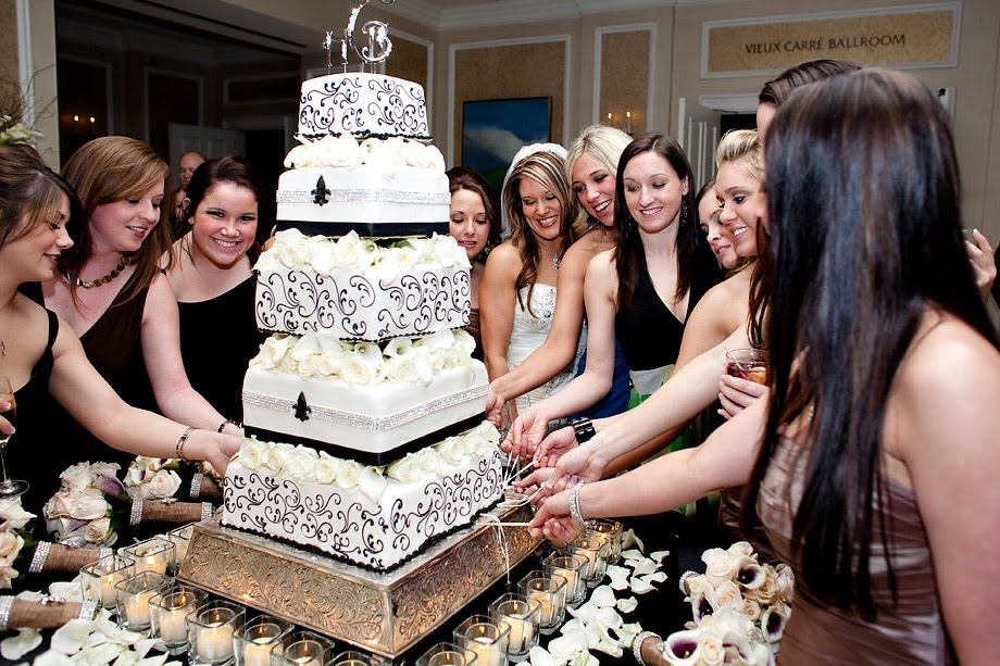 New Orleans Wedding Cake Traditions