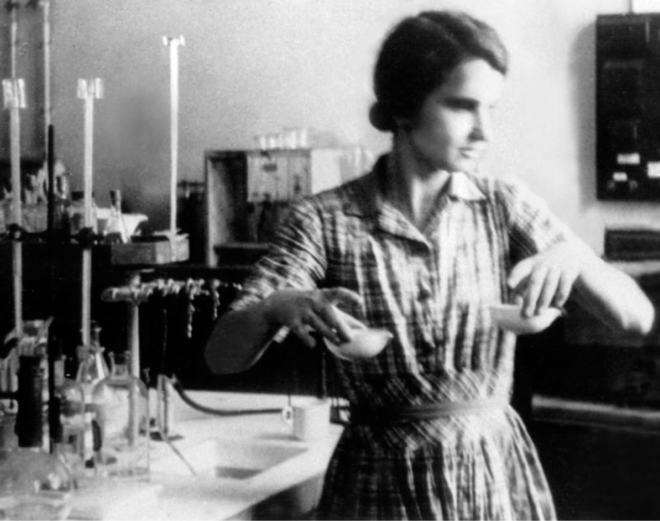 rosalind franklin essay Free essay: rosalind franklin as hard as is it is today for women to succeed in the sciences, one must give kudos to those that came before us these are the.