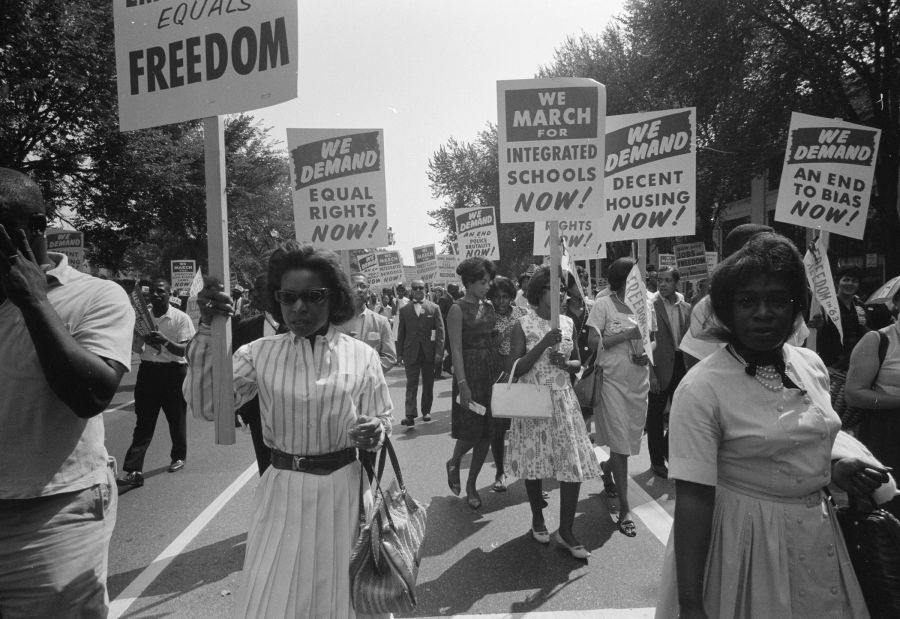 1000  images about Human Rights - March on Washington (1963) on ...