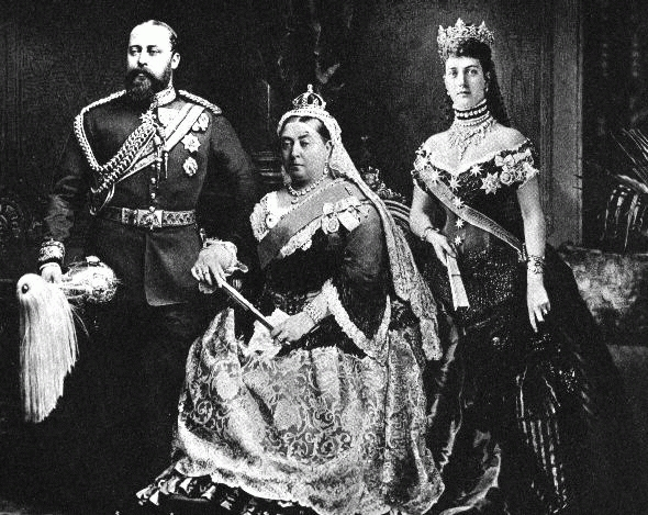 pictures of queen victoria and prince albert